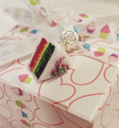 Rainbow Cake *BEST SELLER*