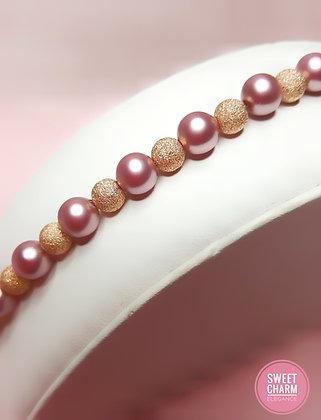 Rose Stardust bracelet