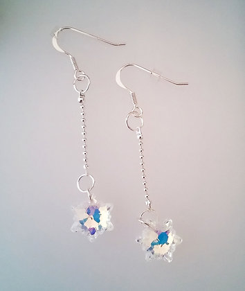 Swarovski Edelweiss Drop earrings SE003