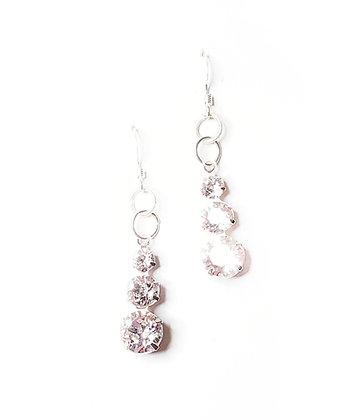Swarovski Drop Crystal earring