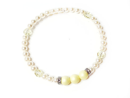 PASTEL DREAMS Sunshine of my heart bracelet