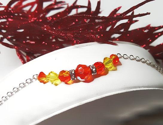 Fiery Bracelet