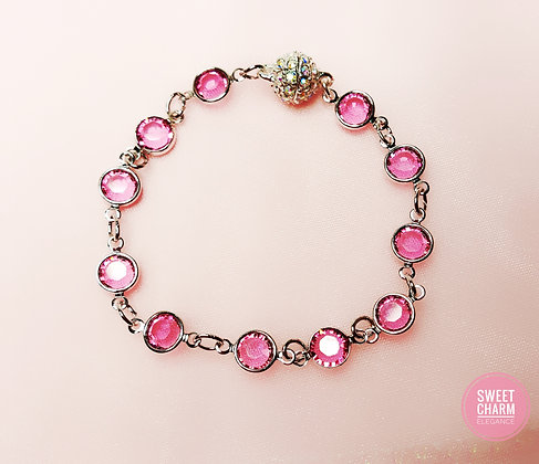 Pretty In Rose bracelet