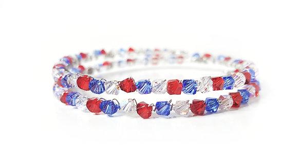 RWB Sparkling Bracelet