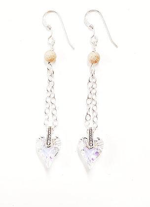 Winter Love Earrings
