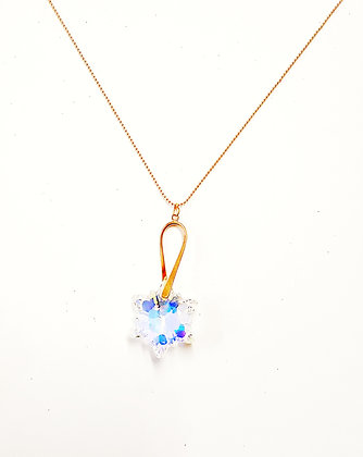 Edelweiss Drop Necklace