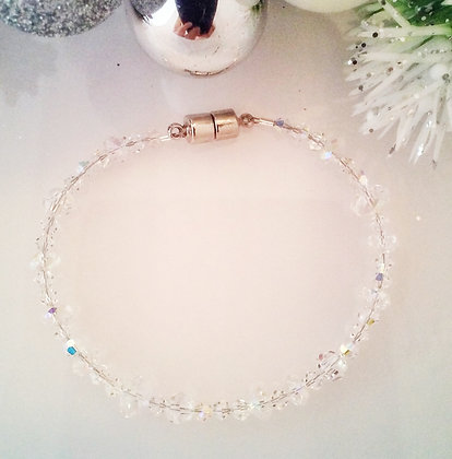 Winter Crystal Swarovski Bracelet WCS001
