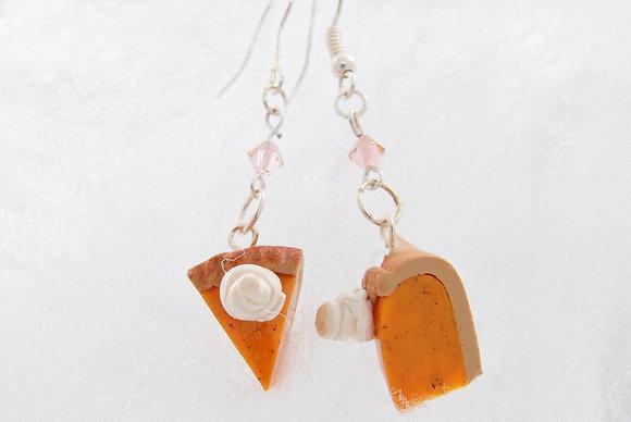 Pumpkin Pie Earrings PPSW90216
