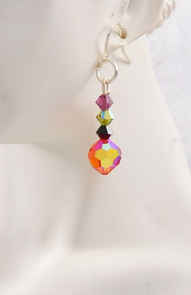 Swarovski Halloween Drop earrings SWHA9015