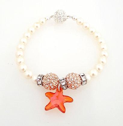 Exotic Starfish bracelet