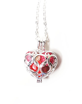 Heart of the Garden Necklace