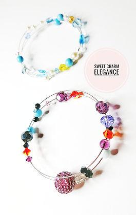 Winter Princess Wrap bracelet
