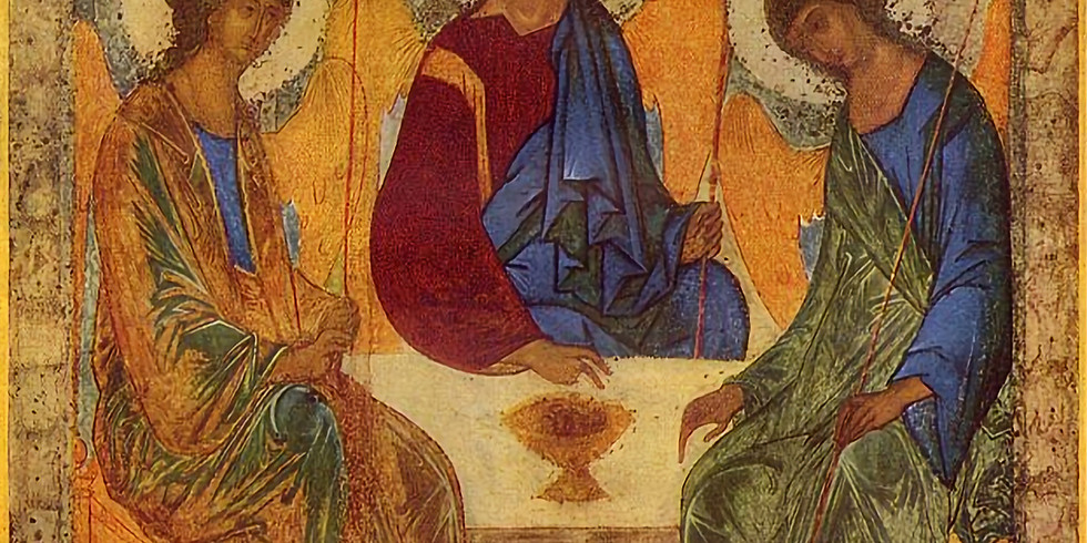 The Solemnity of the Most Holy Trinity - Live Stream