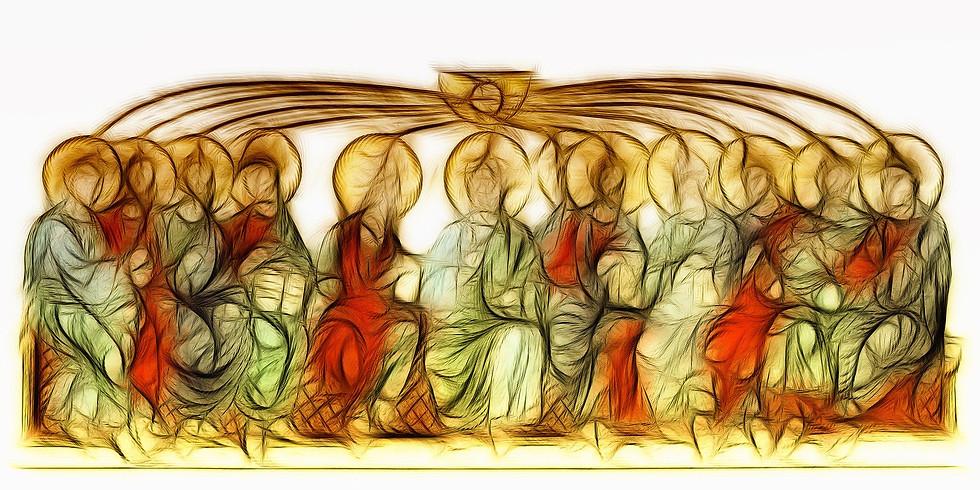 Pentecost - Live Stream