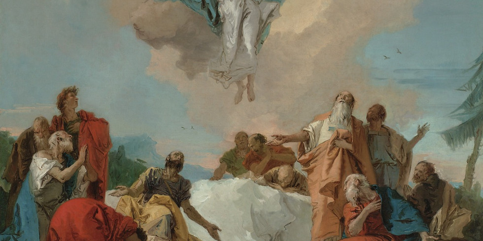 The Ascension of our Lord - Live Stream