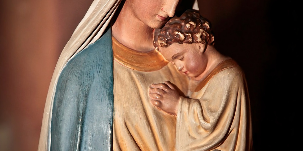 Renewal of Consecration to Mary and May Crowning - Live Stream