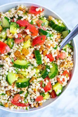 Our Lemon Herb Couscous Salad