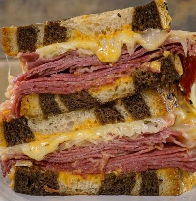 Best Reuben Sandwich!