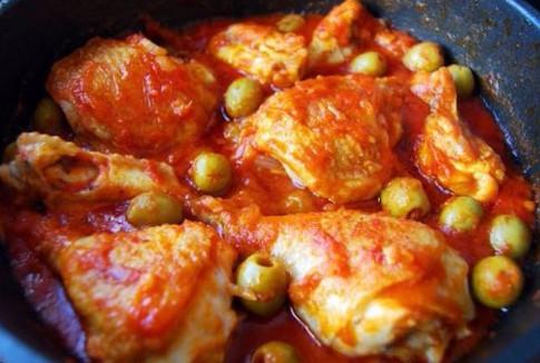 Chicken Siciliano