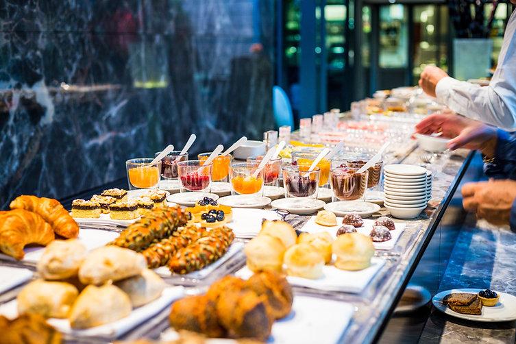 Breakfast Buffet Concept, Breakfast Time