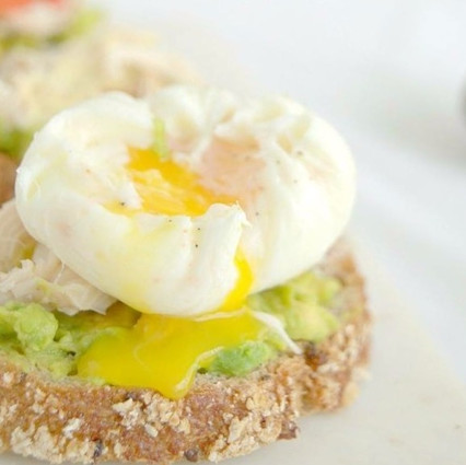 Pouched Egg