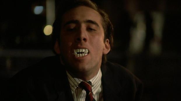 Nicolas Cage podría ser un vampiro