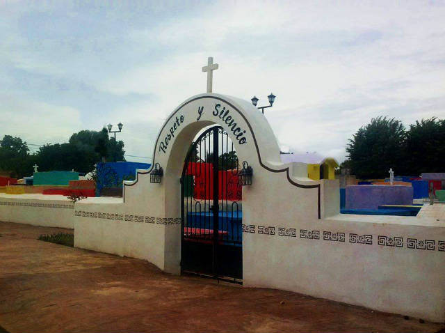 Cementerio de Pomuch Campeche