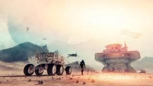 Bases terrícolas en Marte