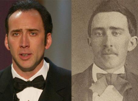 Nicolás Cage podría ser un vampiro, viajero en el tiempo, inmortal y el Padre de la Patria.