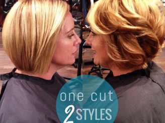 "SLEEK OR TEXTURED - HOW DO YOU STYLE YOUR ""LOB""?"