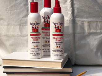 SAY BYE BYE TO LICE