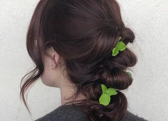 SAINT PATRICK'S DAY HAIR INSPIRATION