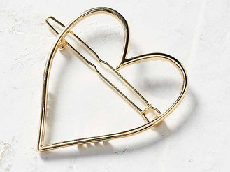 HEART SHAPED CLIP TO DIE FOR