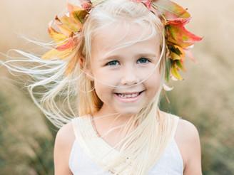 THANKSGIVING HAIR FOR KIDS