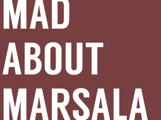 MAD ABOUT MARSALA