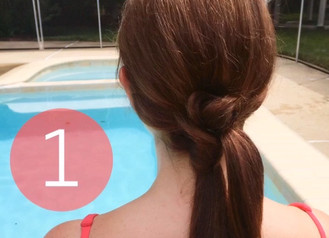 SIX PONYTAILS TO KEEP YOU LOOKING & FEELING COOL THIS SUMMER