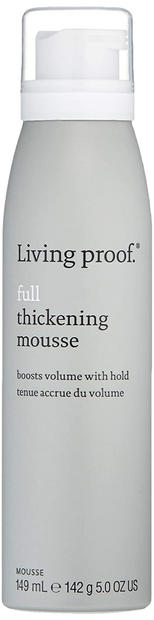 Living proof Full Thickening Mousse, 5 o