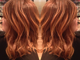 FALL IS IN THE HAIR