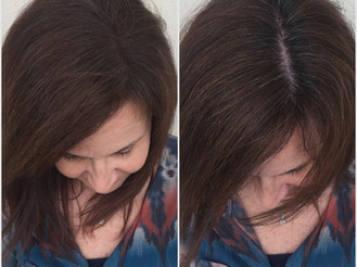 THE ROAD TO PERMANENT HAIR COLOR