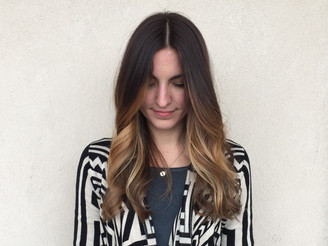 BALAYAGE IS NOT JUST FOR BLONDES