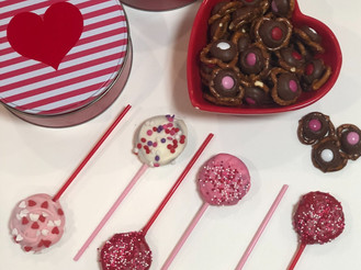VALENTINE'S DAY TREATS THAT'LL MAKE YOUR MOUTH WATER