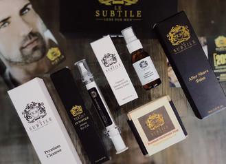 NEW PRODUCT ALERT - LE SUBTILE LUXE FOR MEN!