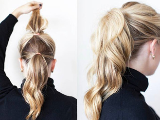 ADD INCHES TO YOUR PONYTAIL WITHOUT EXTENSIONS