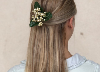 12 DAYS OF HOLIDAY HAIR