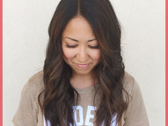 FIVE THINGS TO DO TO UPDATE YOUR HAIR FOR AUTUMN