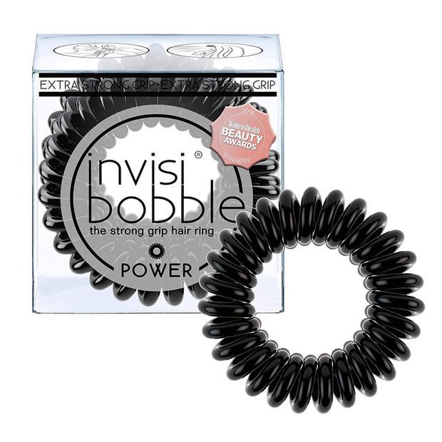 Invisibobble Hair Ring (Black)- 3 pcs.jp