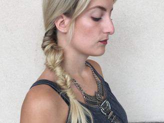 GIVE YOUR HAIR A BREAK FROM THE HEAT