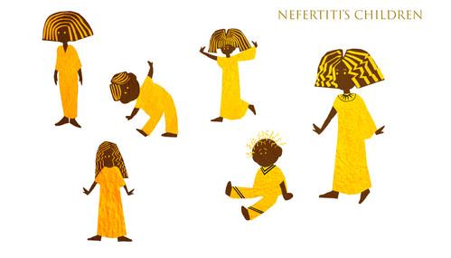 Nefertiti's children