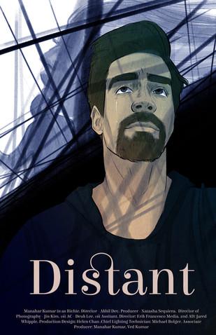"""Short Film """"Distant"""""""