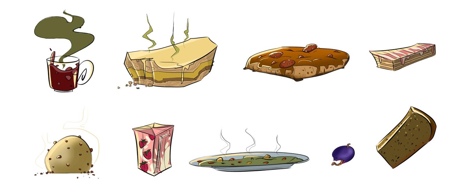 Kid's school lunch ( Inspired by my childhood school  food memories)